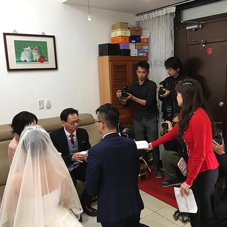 婚禮顧問服務